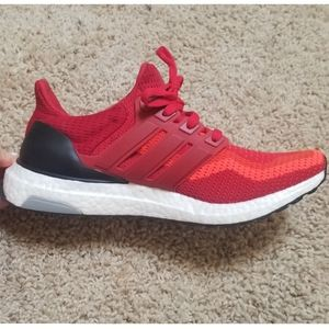 ADIDAS Red Ultra Boost
